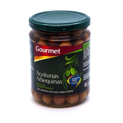 Arbequina olives - Gourmet