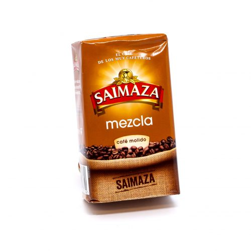 Saimaza Mezcla ground coffee