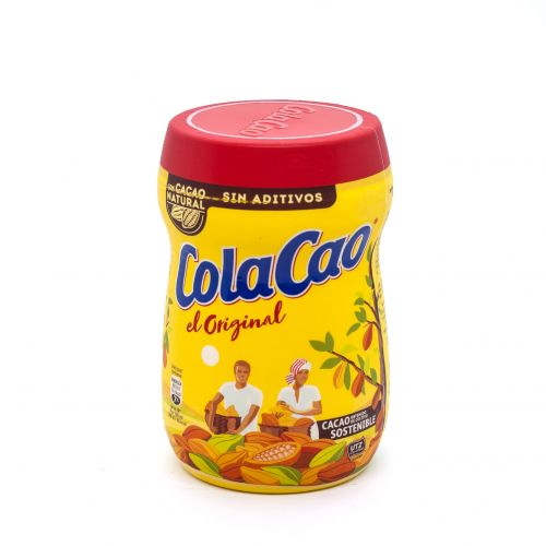 Cola Cao (Hot Chocolate Drink)
