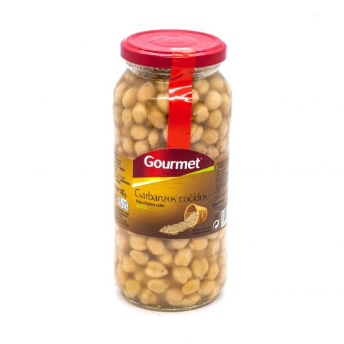 Spanish cooked chickpeas - Gourmet